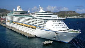 Royal Caribbean sends cruise ship to help evacuate people from Puerto Rico