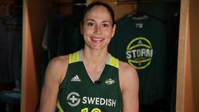 Sue Bird officially re-signs with Storm for 20th season