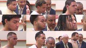 Mother of slain teen in 'Justice for Junior' case yells at accused murderer in court