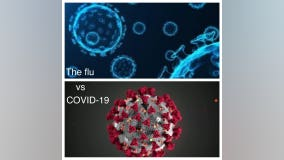 Healthy Living: COVID-19 vs. flu, why are we so worried?