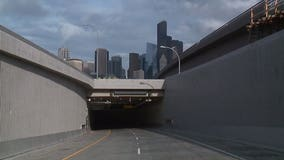 SR-99 tunnel to open in time for Monday morning commute