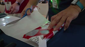 USO Northwest offers free gift wrapping at Sea-Tac Airport