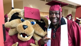 'Finish what you start': Seattle rapper Wanz earns a bachelor's degree in music