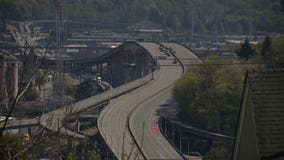 West Seattle low bridge opens to overnight traffic