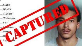 CAPTURED: Federal Way Police arrest Top Ten Most Wanted fugitive James Wilmore