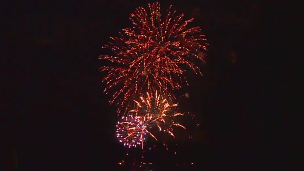 Organizations look for unique ways to watch fireworks this July 4th