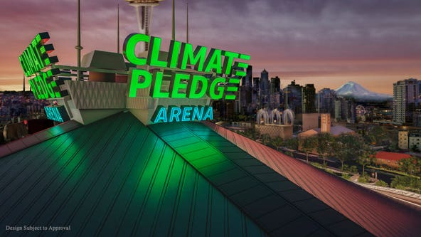 Climate Pledge Arena looking to hire 1,800 employees at job fair