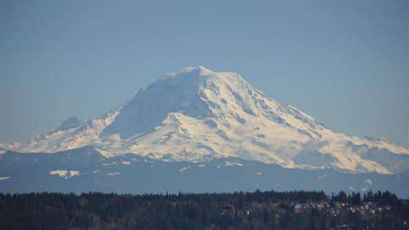 Hiker dies from fall through Mount Rainier snow bridge