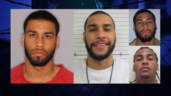 CAPTURED: Top Ten Most Wanted fugitive arrested by police in California