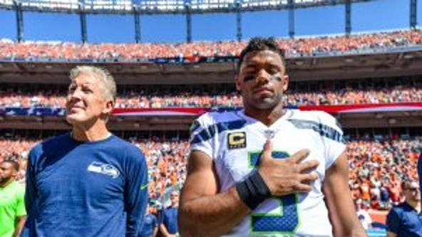 Commentary: With Wilson likely staying in Seattle, time to stop giving media sharks reason to pounce