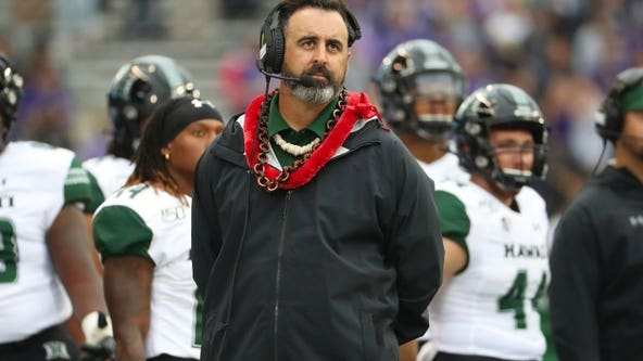Rolovich laments distraction created by his vaccine decision