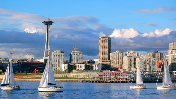 Seattle's new 'normal': Warmer and wetter