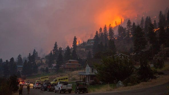 Burn bans instated throughout Washington as record-breaking temps approach
