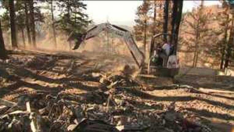 taylor bridge fire aftermath