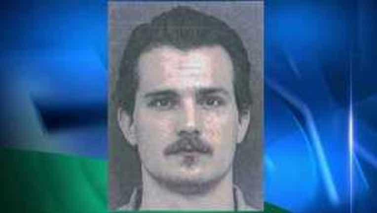 Escaped convit Brandon Musto