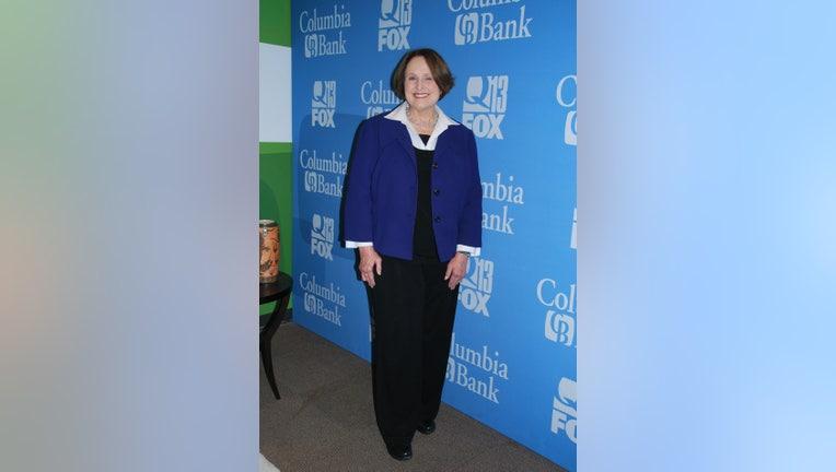 Washington Chancellor Jean Floten