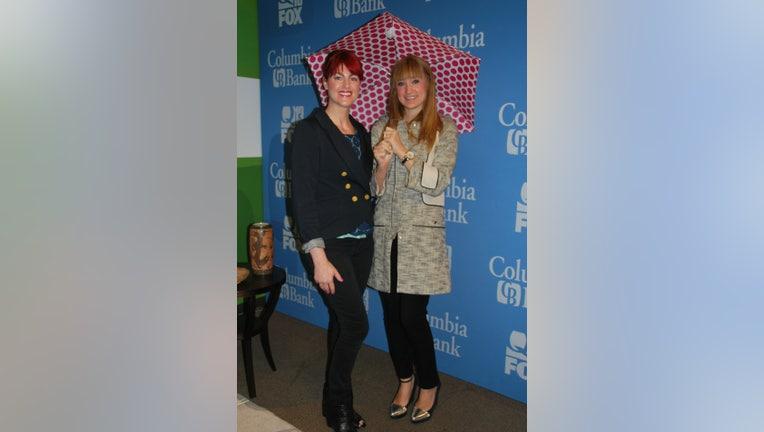 Darcy Camden and Tiffany Lowry