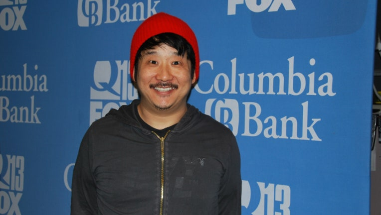 Bobby Lee Visits Green Room