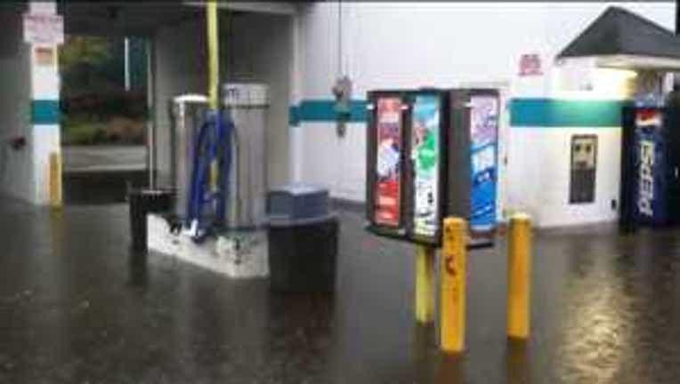 Port Orchard flooding