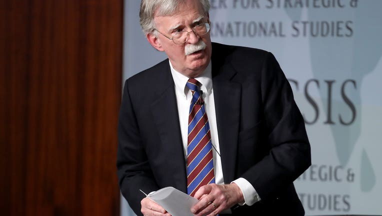 Former National Security Advisor John Bolton Delivers Keynote Address At CSIS Forum
