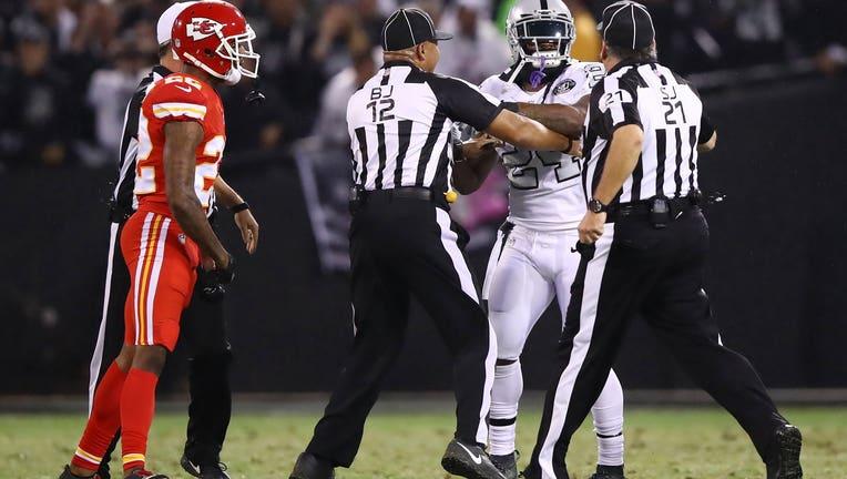 Kansas City Chiefs vs Oakland Raiders