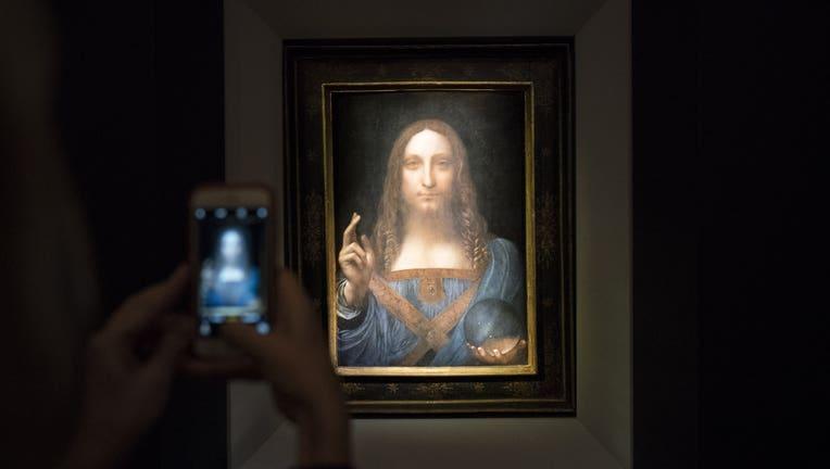 Christie's To Auction Leonardo da Vinci's