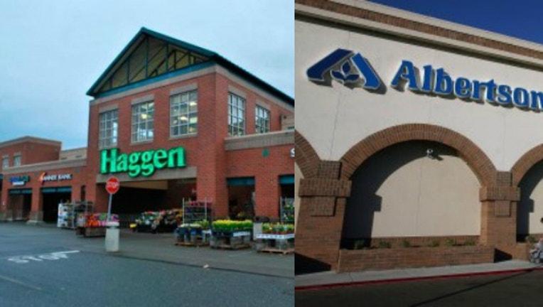 Albertsons Bids On Dozens Of Haggen Grocery Stores In Washington Oregon And Arizona Q13 Fox