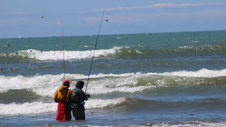 Copalis Fishermen (Surf Perch)