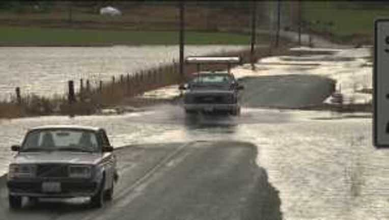 Lewis County flooding