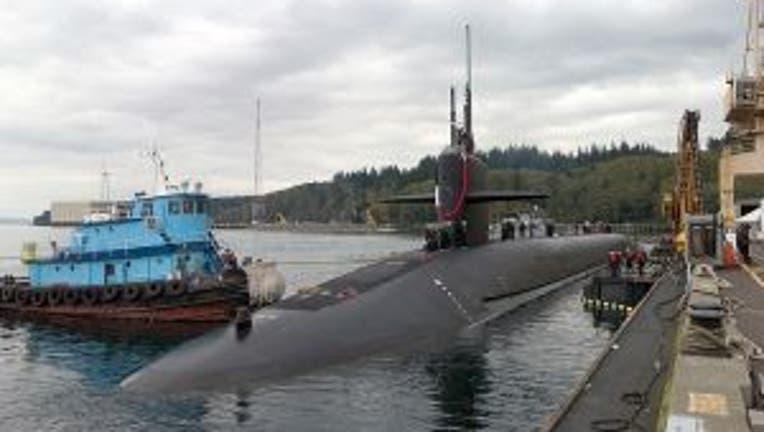 Naval Base Kitsap Bangor
