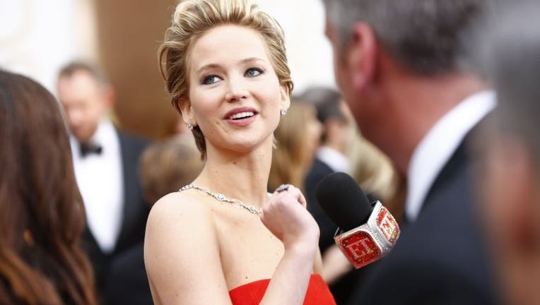 More alleged nude Jennifer Lawrence snaps leaked in celeb