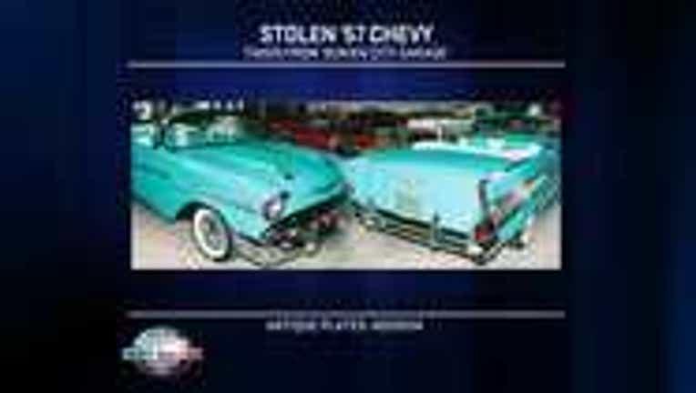 WMW - stolen 57 Chevy
