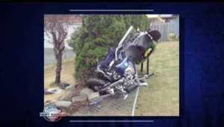 WSP crash