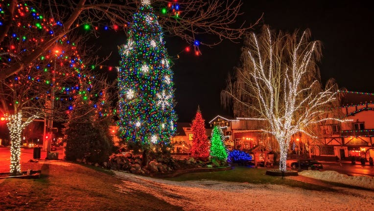 Christmas Lights Festival 2020 Leavenworth cancels 2020 Christmas Lighting Festival