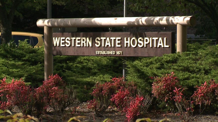 Bacteria found in water at Western State Hospital