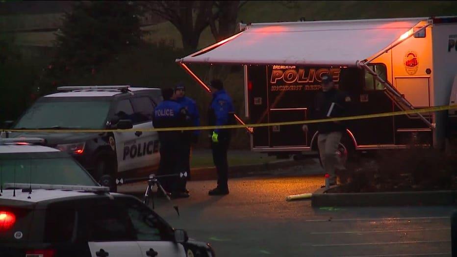Bremerton Police-Involved Shooting