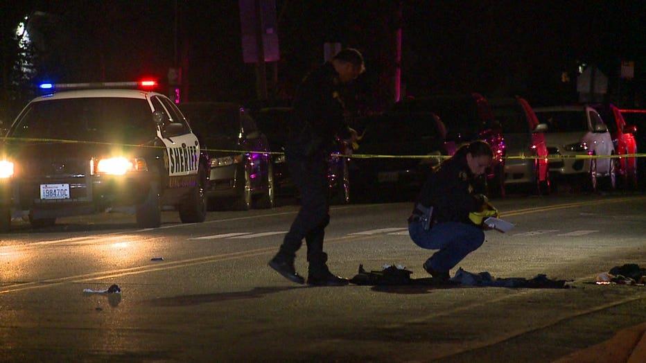Burien fatal shooting