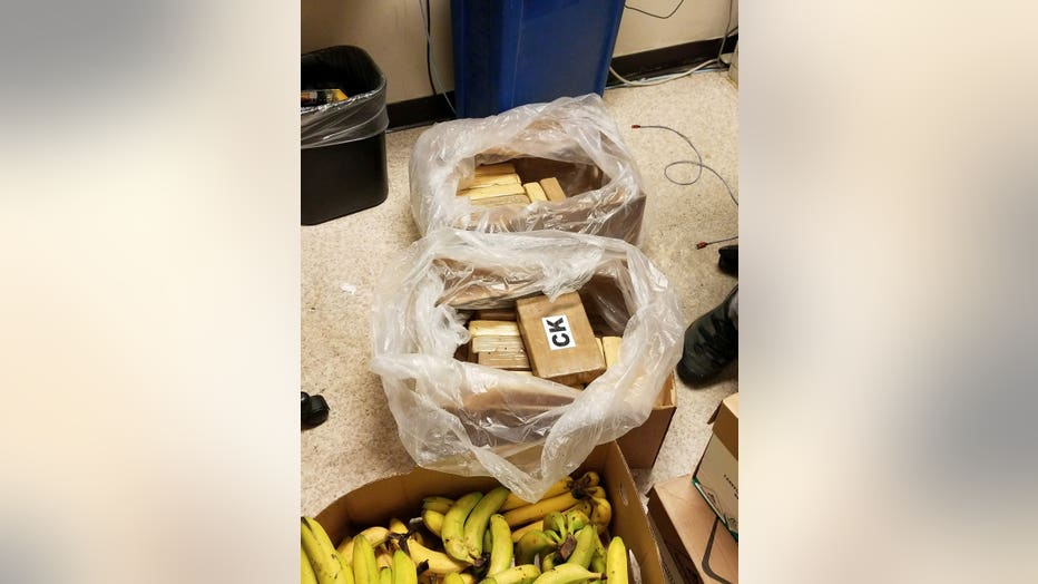 COCAINE BANANAS