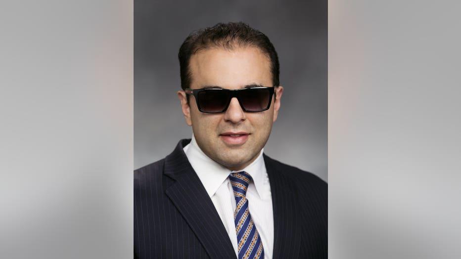 Lt. Governor Cyrus Habib