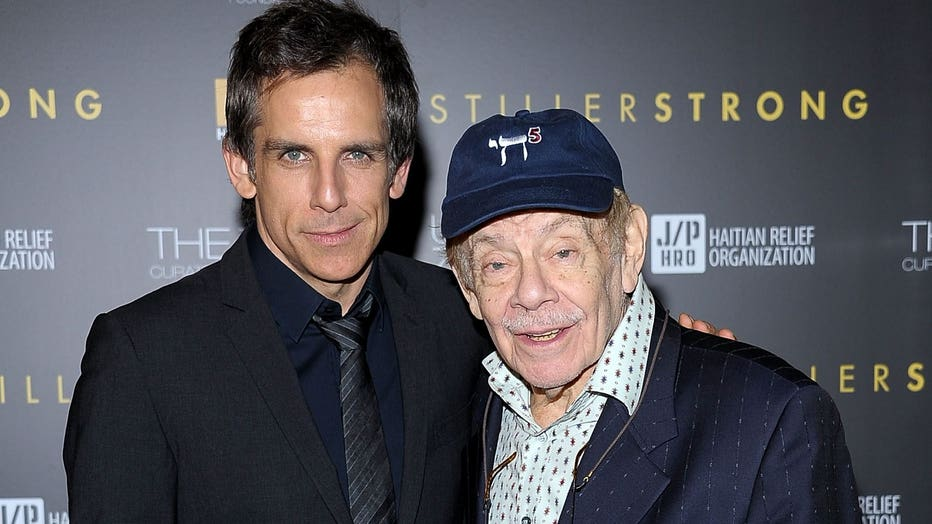 HELP HAITI Benefiting The Ben Stiller Foundation And The J/P Haitian Relief Organization - Arrivals