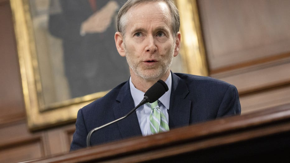 Johns Hopkins University Holds Capitol Hill Briefing On Coronavirus For Congressional Staffers