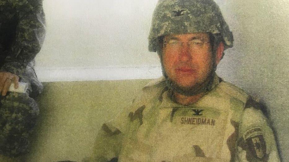 Col. Jon Shneidman