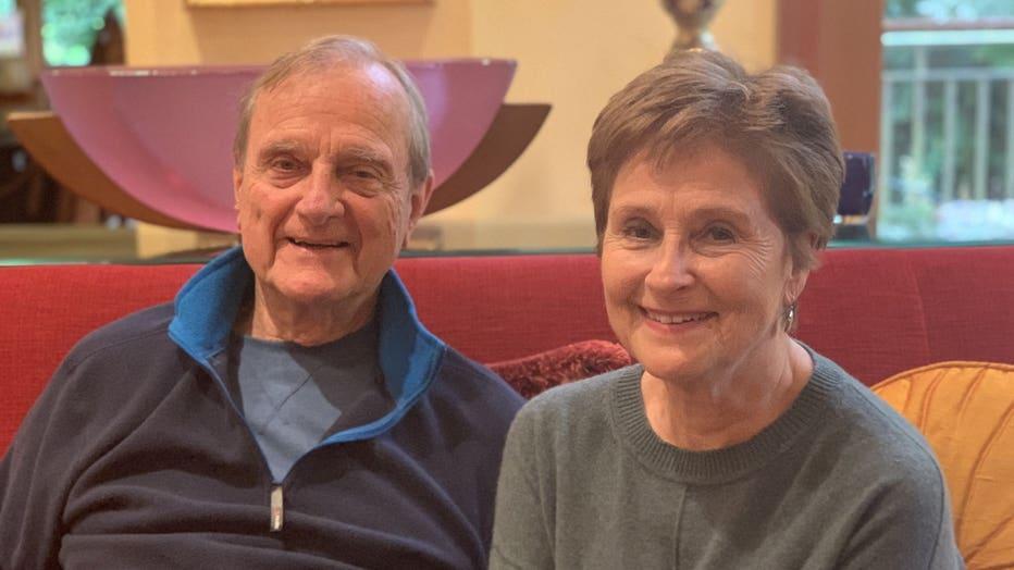 Mike and Lynn Garvey