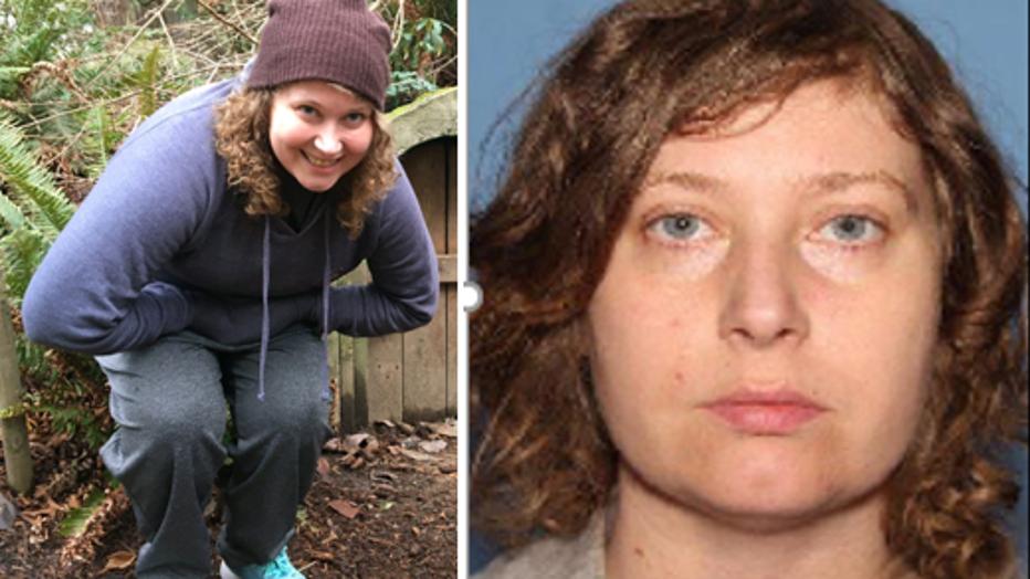 missing kirkland woman