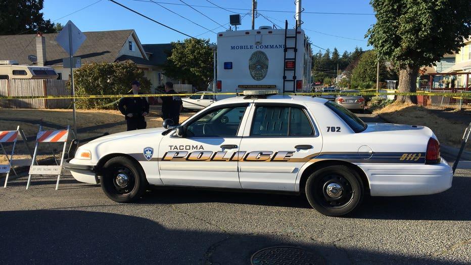 Tacoma police shooting, kcpq