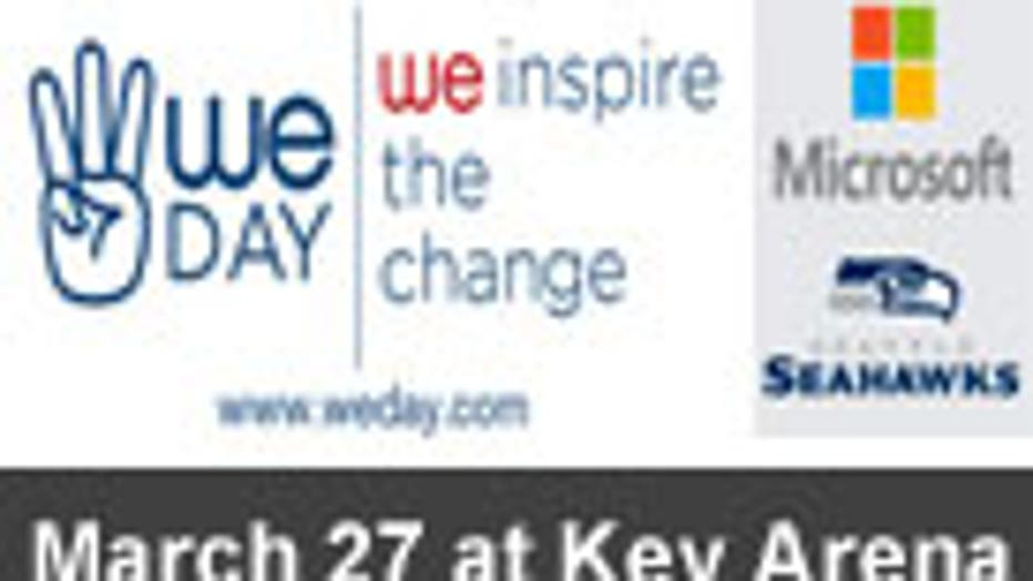 For Complete Details for WE Day Seattle