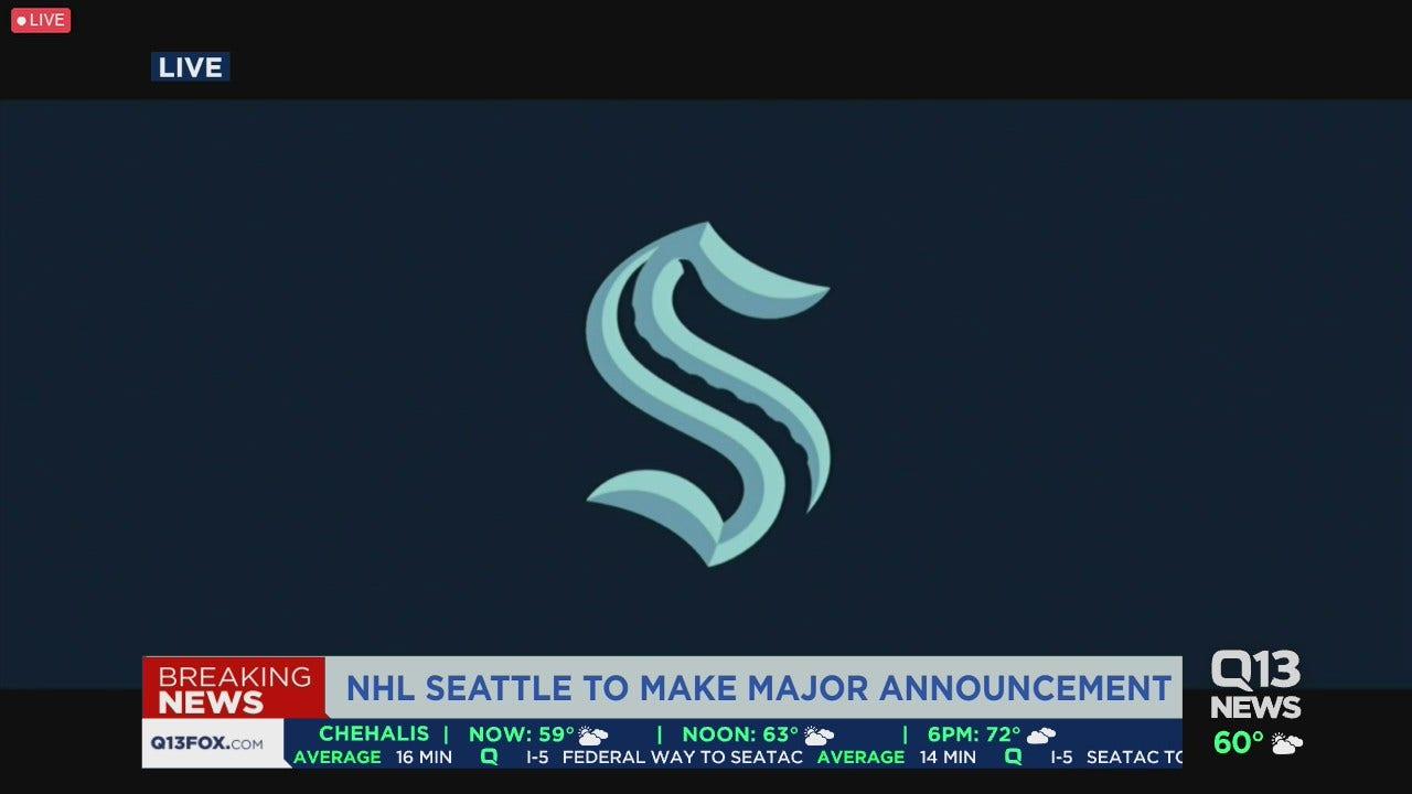 NHL Seattle CEO shares Kraken naming process, vision for team