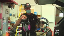 Everett Firefighters partner with Fred Hutch to research COVID-19's impact on frontline workers