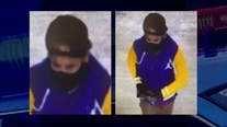 Help ID fast-striking auto theft suspect seen stealing car from apartment parking garage in less than a minute