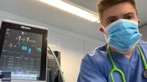 'Masks don't reduce your oxygen levels': Doctor debunks facial covering claim in experiment